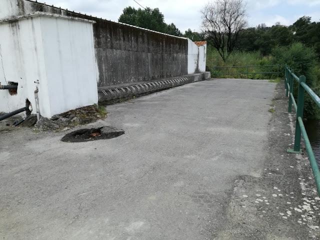 Zona de estacionamento para bicicletas