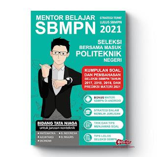 Buku Kumpulan Soal SBMPN Tata Niaga dan Pembahasannya | Tahun 2021