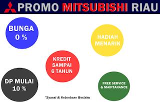 Promo Mitsubishi Pekanbaru Riau