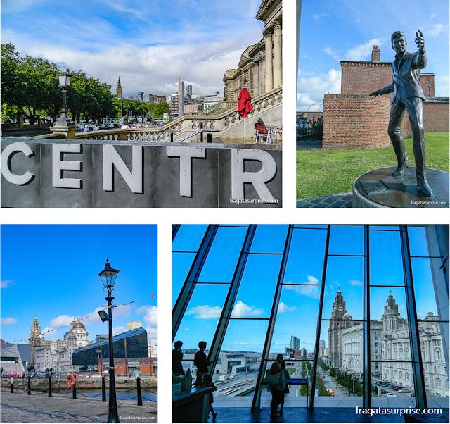 Atrações de Liverpool