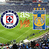 Cruz Azul vs Tigres en vivo - ONLINE Copa Mx. Jornada Cinco 30 de Agosto