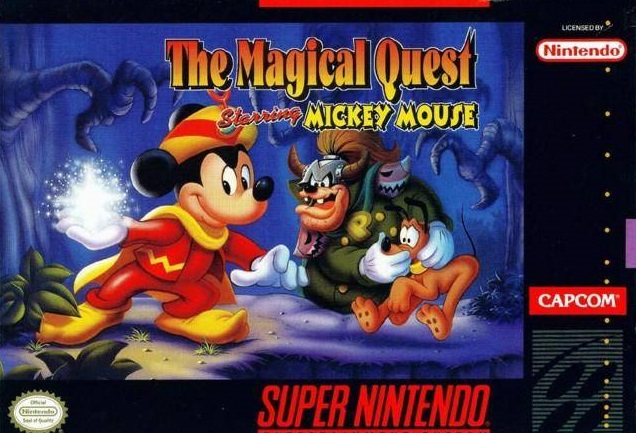 AnáliseMorte: Mickey Mouse - Magical Quest