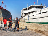 Jelajah Jejak Sejarah Indonesia di Jakarta, Gowes Bersama ABI Cycling Community