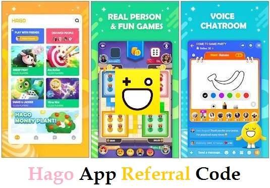 Hago App Referral Code 2020: Rs.25 Free Paytm Cash