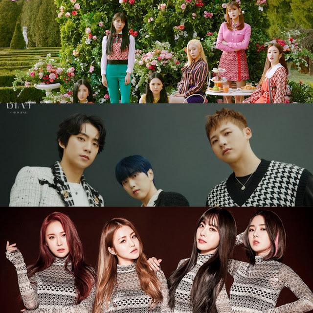 K-Pop Grupları 2021'de 10. Yılını Kutluyor