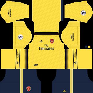 Arsenal Kits DLS 2019
