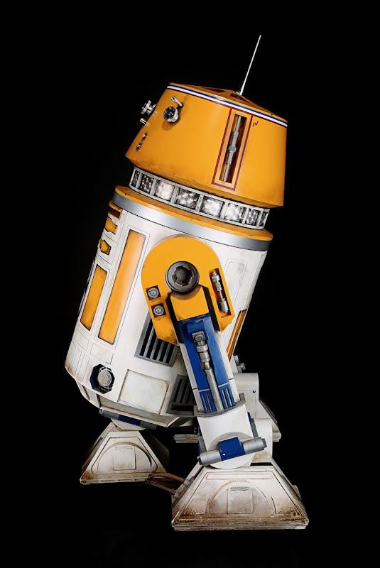 Star Wars Rise of Skywalker R5 Droid