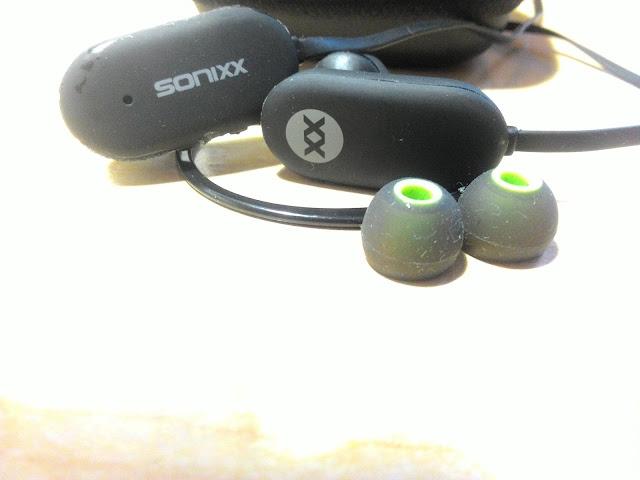 Sonixx X-Fit - Un prodotto dedicato agli sportivi - Recensione Auricolari Bluetooth