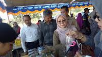 Jelang Idul Adha, Disdag NTB Gelar Pasar Murah di Babakan