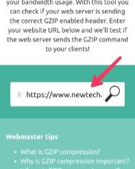 blogger blog में enable compression on करके speed बढ़ाये