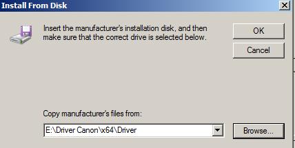 Hướng dẫn cách cài đặt Driver Canon LBP 2900 (bản 64bit trên laptop Windows 7) 6