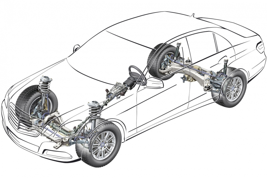 MOTOR Car: Mercedes Benz E 250 CDI BlueEFFICIENCY ELEGANCE
