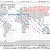 Agencia espacial rusa precisa la hora y el lugar de caída del cohete chino descontrolado