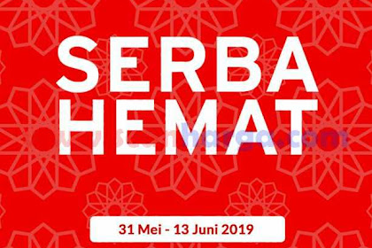 Promo Katalog Toserba Yogya Terbaru 31 Mei - 13 Juni 2019