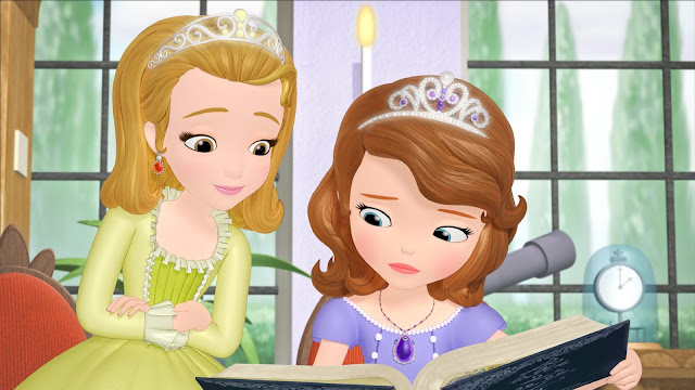 Nonton Film Sofia the First S01E08: The Princess Test (2013)