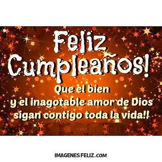 Feliz Cumpleaños Hombres Adultos, Maduros. Bendiciones para un hermano cristiano. Amor de Dios