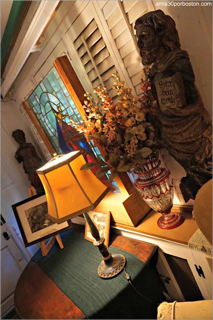 Dormitorio de Natalie Hammond en el Castillo