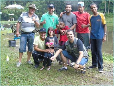 Pesqueiro Amigos da Natureza, Pesca, Peixe