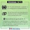Gobierno Crea el programa ''Pa Ti''
