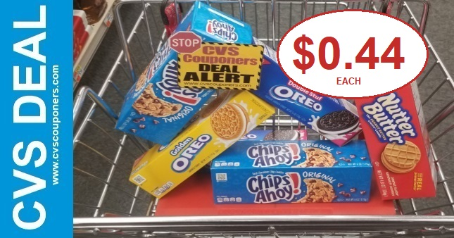 CVS Deal on Oreo Cookies $0.44 1-19-1-25