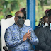 Félix Tshisekedi dote certains camps militaires des cantines de vente des produits agricoles