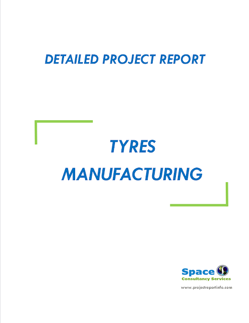 Project Report on Tyres Manufacturing