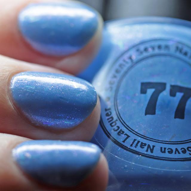 Seventy-Seven Nail Lacquer Dakota