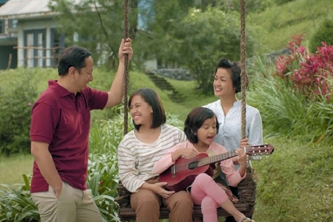 Film Keluarga Cemara 2019, Drama Keluarga yang sangat Menyentuh Tapi Ada Minusnya