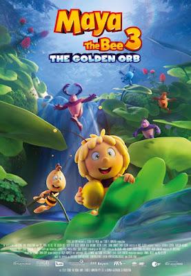 Maya The Bee 3: The Golden Orb 2021 DVD R1 NTSC Latino