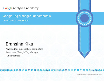 Google Tag Manager Certification Answers 2020   Google Tag Manager helps you manage your website in which of the following ways?