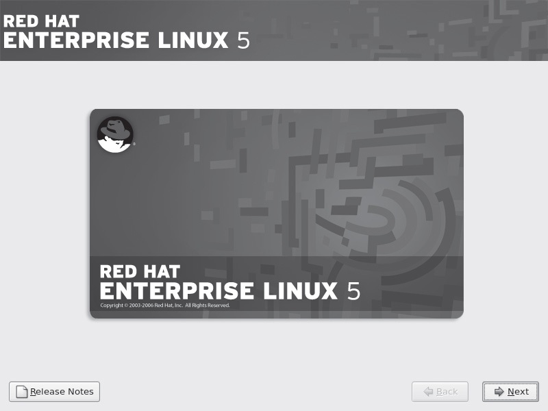 Installing Red Hat Enterprise Linux 5 Step by Step | Redhat
