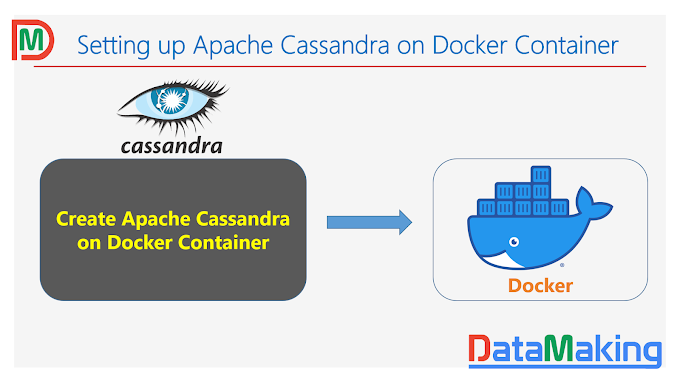Setting up Apache Cassandra on Docker Container