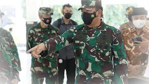 Tidak dapat membina anggota, Panglima TNI perintahkan Kasau copot Danlanud JA Dimara