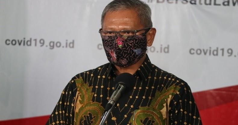 RAJA TOGEL - Pemerintah: Jangan Diskriminasi Pasien Sembuh
