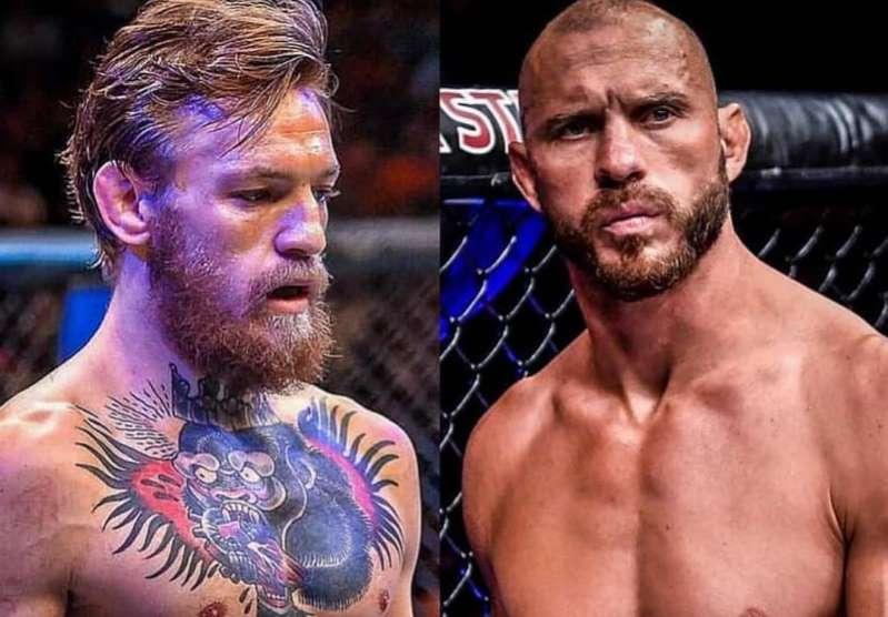 McGregor aceita confronto