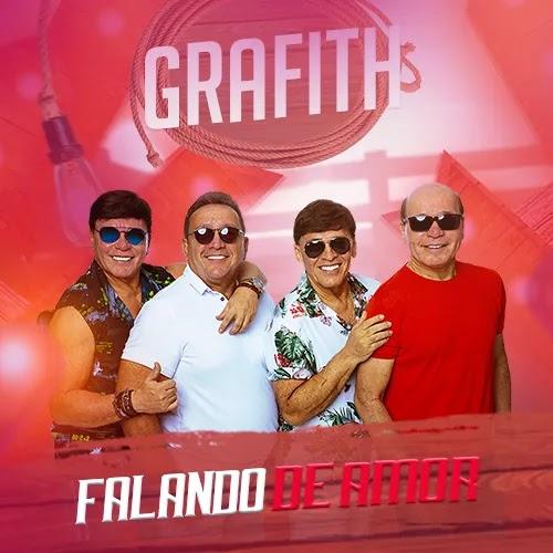 Banda Grafith - Falando de Amor - CD - Abril - 2020