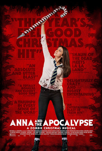 Anna and the Apocalypse 2018 movie poster