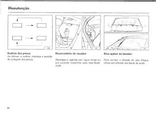 MANUAIS DO PROPRIETÁRIO GRÁTIS: MANUAL DO VW GOL 1988 GTS