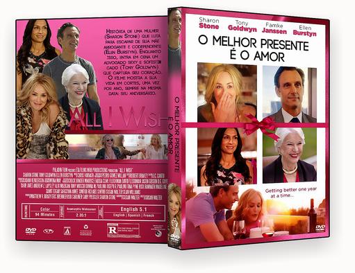 O MELHOR PRESENTE E O AMOR DVD-R OFICIAL