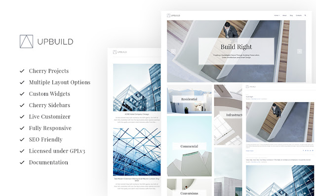 ture Firm WP Theme