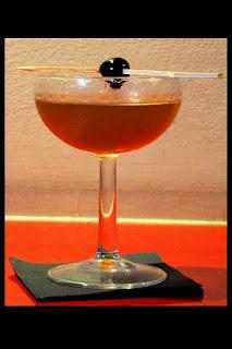 tiki martini