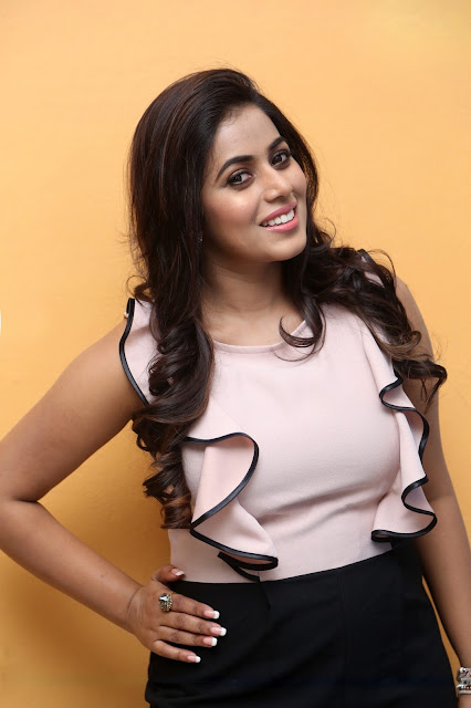 Actress Poorna Latest Cute Photoshoot Pics Actress Trend