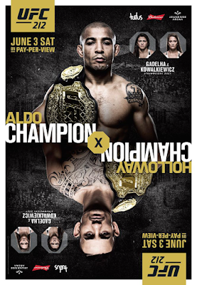 predictions for UFC 212 pay-per-view Aldo vs Holloway