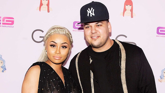 Rob Kardashian files for primary custody of Dream, claims Blac Chyna is a 'danger'