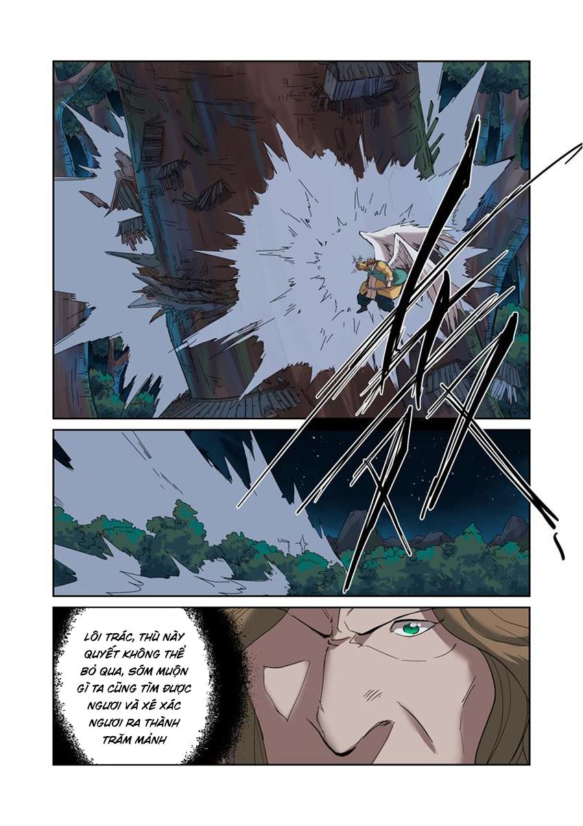 Yêu Thần Ký chap 173 - Trang 6