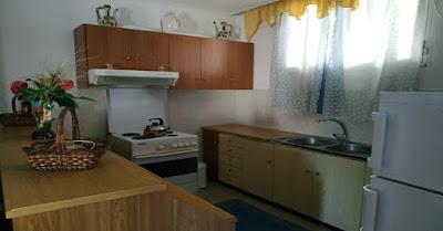 Ενοικιάζεται διαμέρισμα με 1 υ/δ στην Παναγιούδα με την ημέρα ή το μήνα