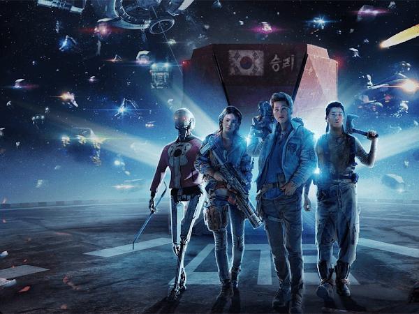 Space Sweepers, Film Sci-Fi Korea Selatan yang Menakjubkan