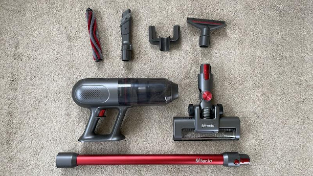 Ultenic U10 Cordless Vacuum Review