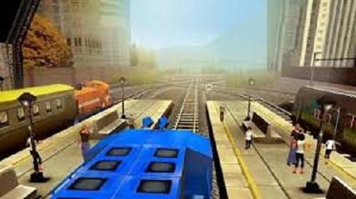 افضل العاب سباق! لعبه القطار! العاب اون لاين