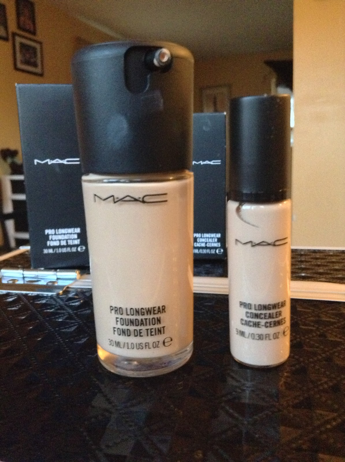 Pro Foundation Mixers By Nyx Professional Makeup: Only The Best Beauty: M.A.C. PRO LONGWEAR FOUNDATION
